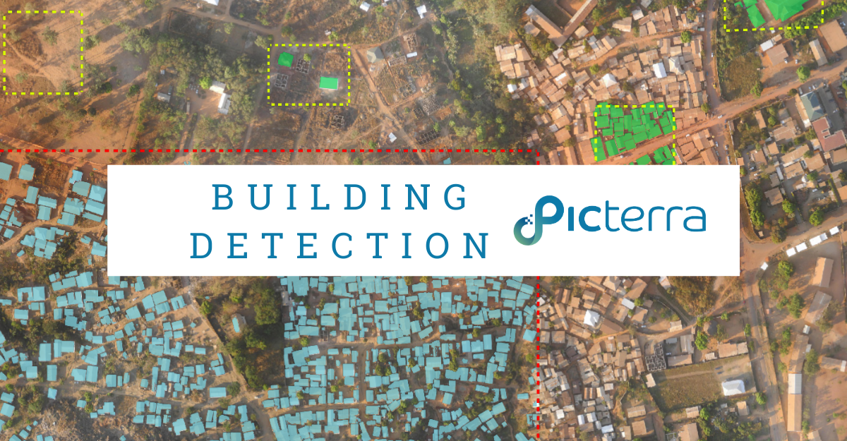 Deep learning approach for building detection